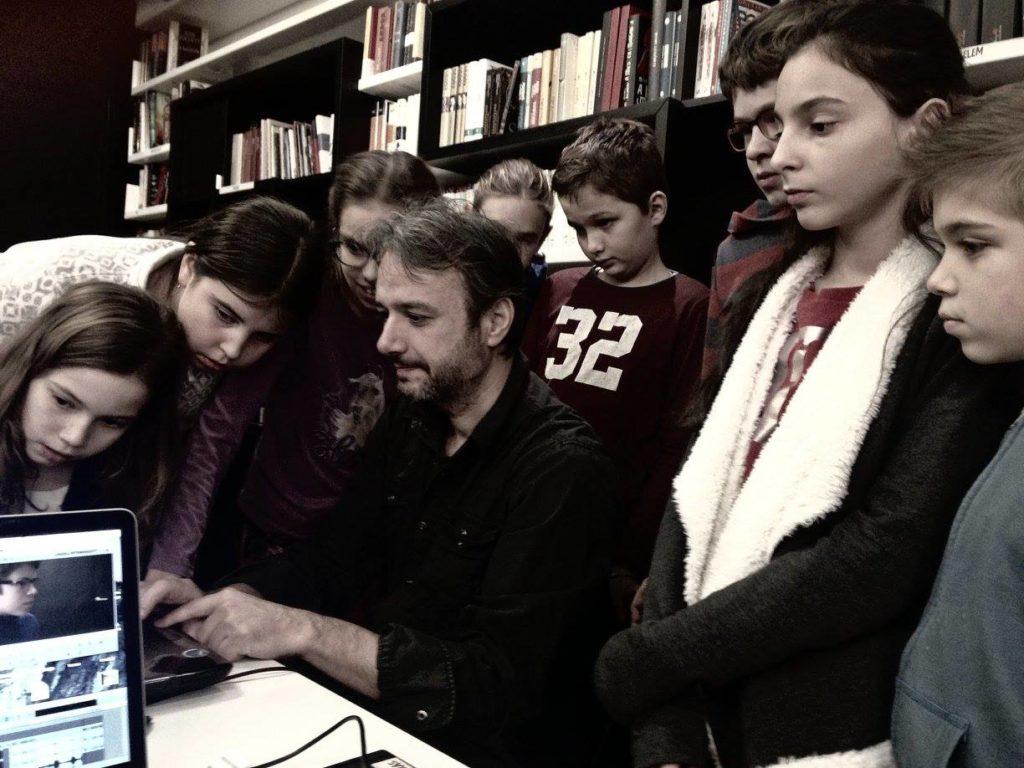 Irodalmi adaptacios workshop